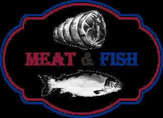 Logo Meat & Fish